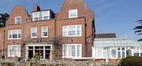 Broadlands care home in Oulton Broad, Lowestoft