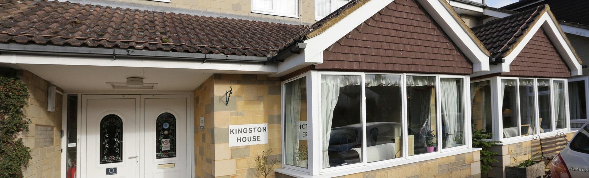 Devizes Care Home Kingston House