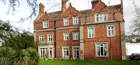 Mount Ephraim House care home in Tunbridge Wells