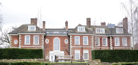 Sharnbrook House care home in Bedfordshire