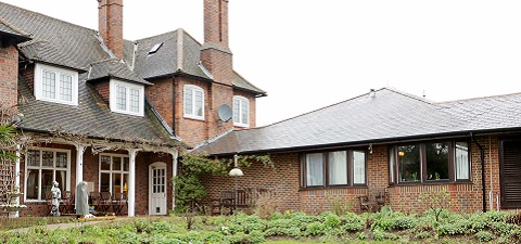 Speirs House care home with nursing in New Malden
