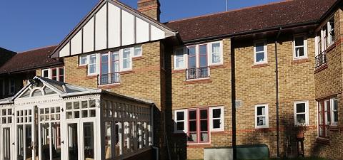 Viera Gray House care home in Barnes London