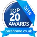 Top 20 Care Home Award 2019