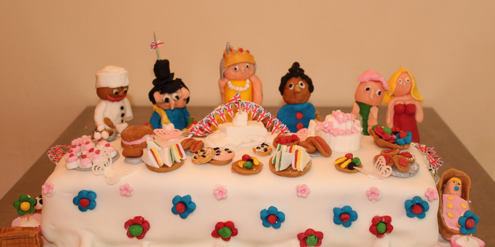 Borovere Care Home in Alton wins Unilever's Cake Challenge