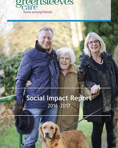 Greensleeves Care Social Impact Report