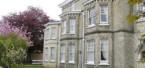 Harleston House care home in Lowestoft
