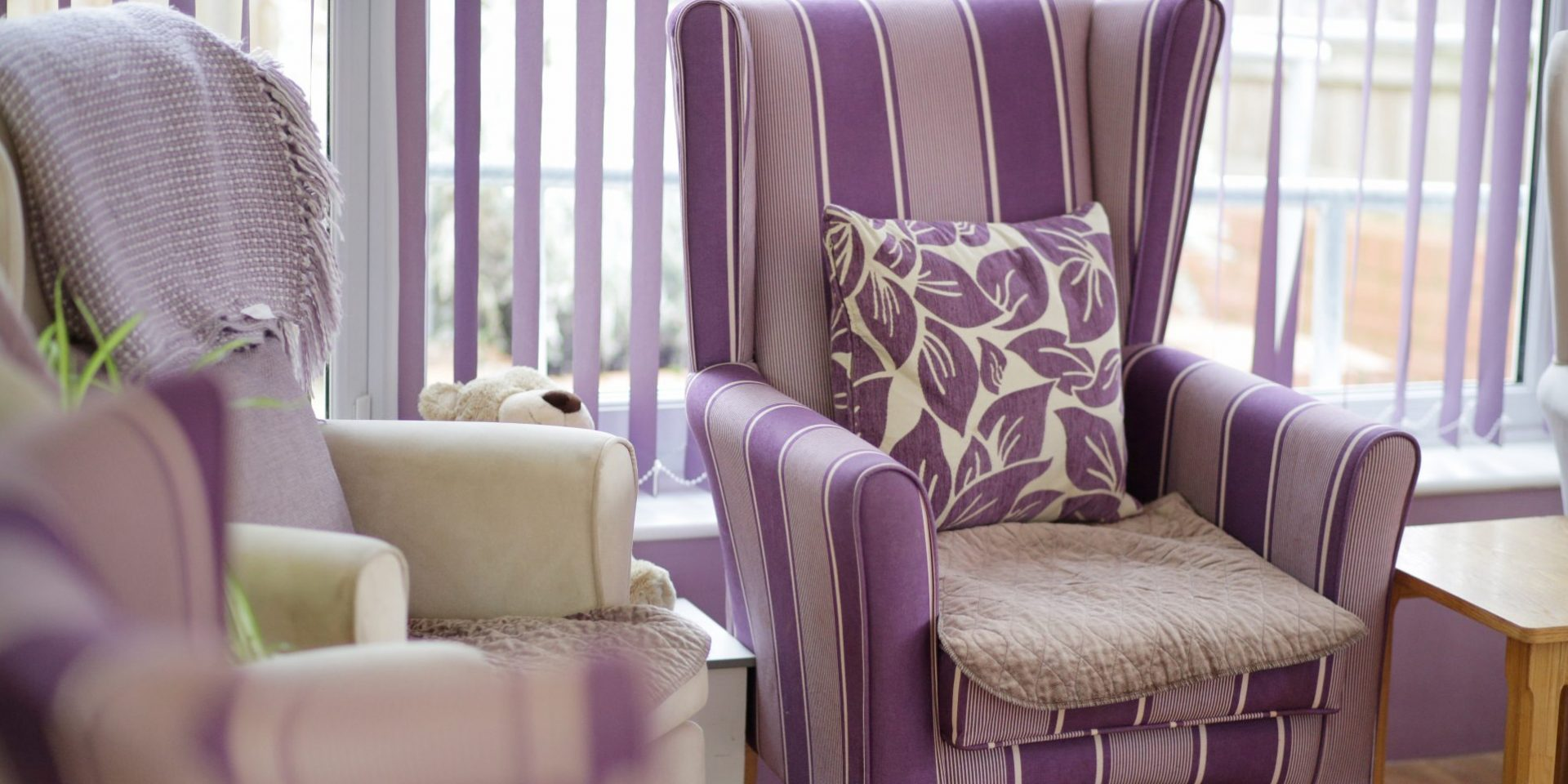 Dementia-friendly Design at Kingston House Care Home in Pelsall