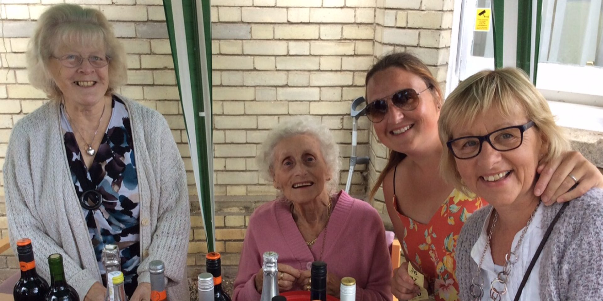 Summer Fete at Harleston House Care Home in Lowestoft