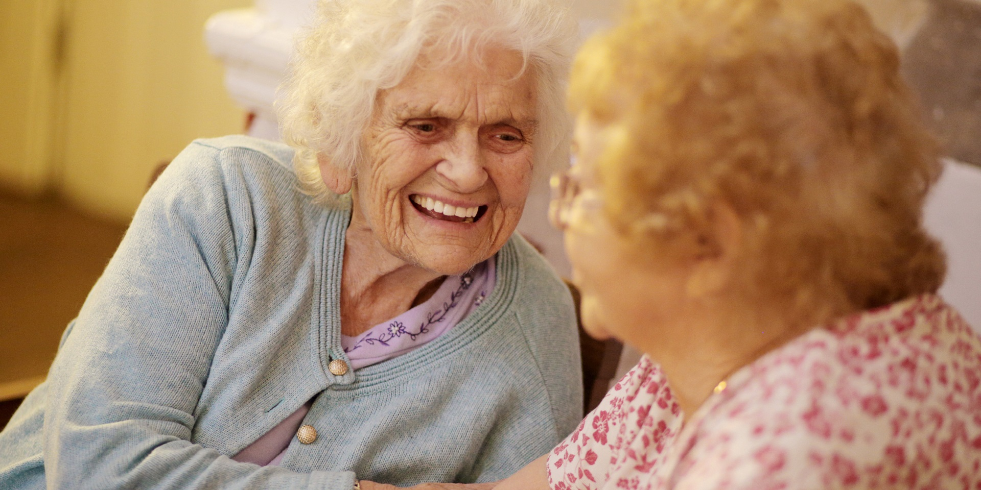 Tickford Abbey encourages companionship between residents
