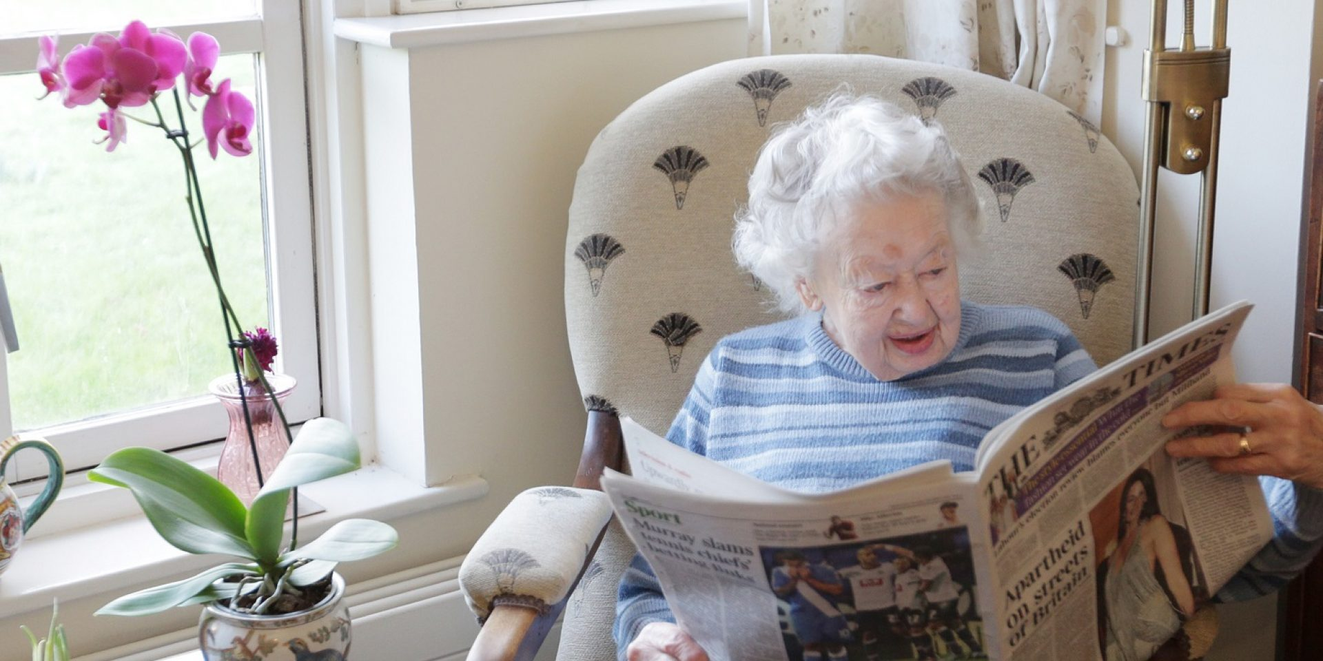 Feel at Home at Viera Gray House Care Home in Barnes