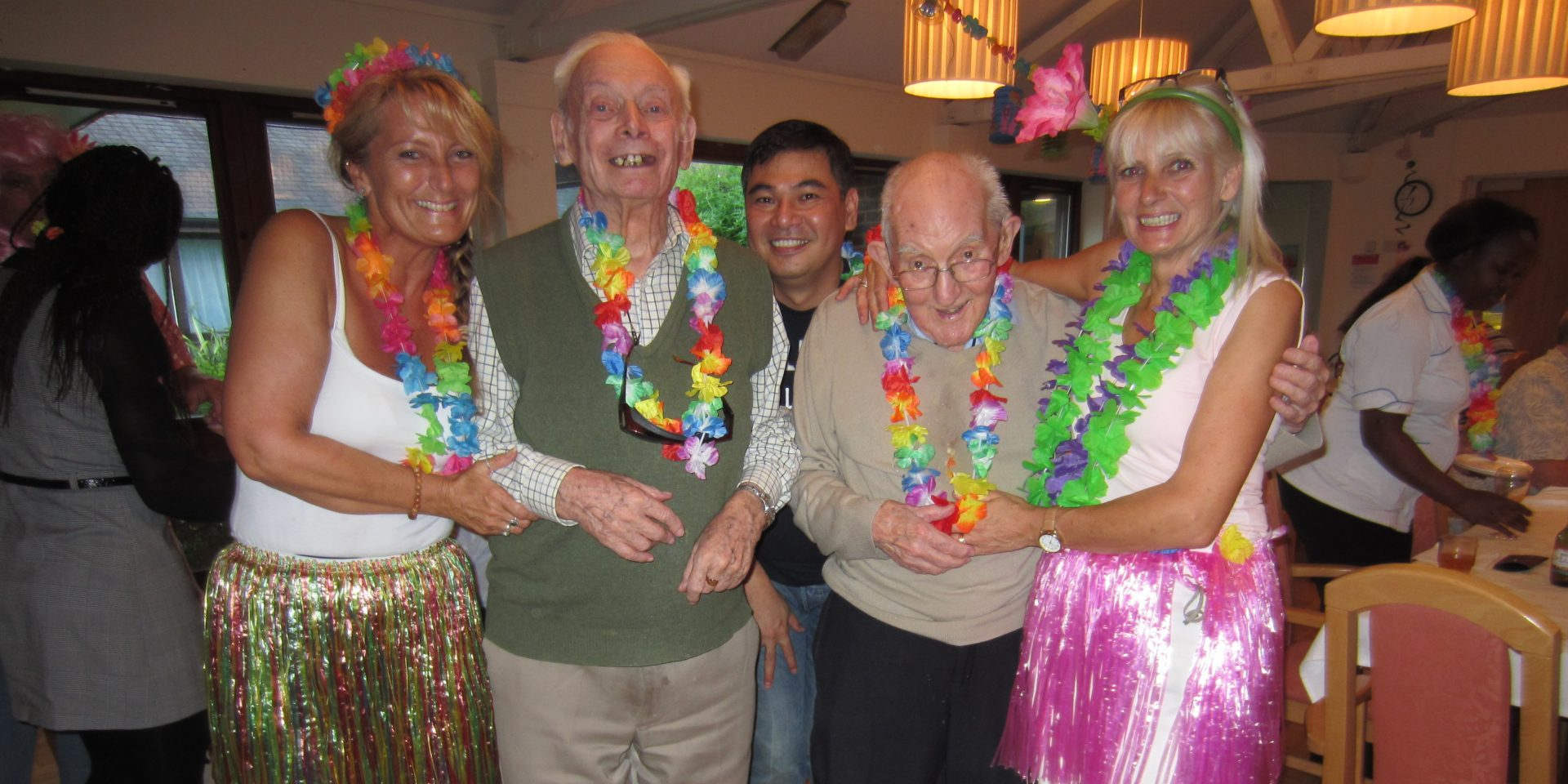 Personalised Care at Speirs House Care Home