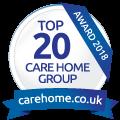 Carehome.co.uk award