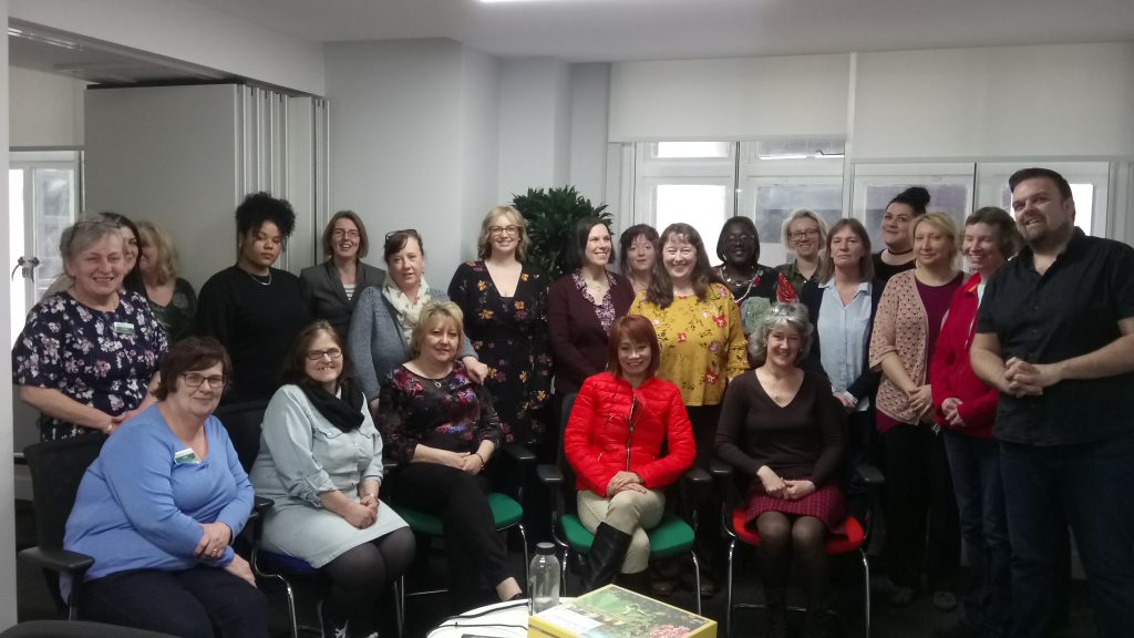 Training at Greensleeves Care