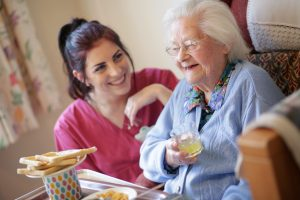 Personal care at Greensleeves Care
