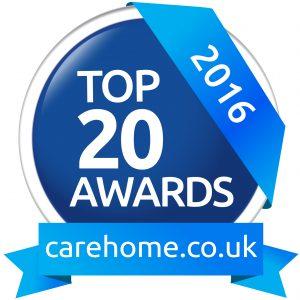 Care Home Awards 2016