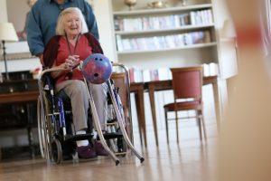 Nursing care at Glebelands in Wokingham