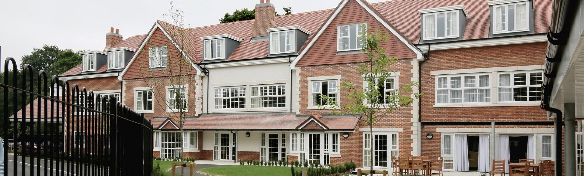 Lavender Fields care home in Seal, Sevenoaks