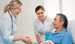 Respite Care Hospital Discharge