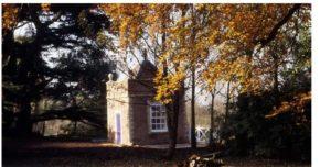 Tickford Abbey gazebo