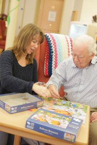 Care Home Chandlers Ford St Cross Grange Activities