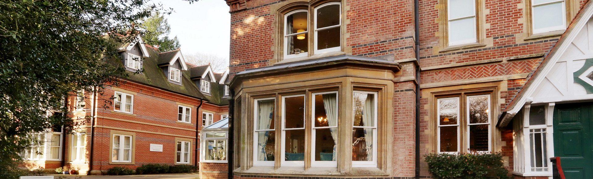 Care Home in Fair Oak St Cross Grange