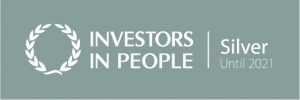 Investors in People Silver Accreditation