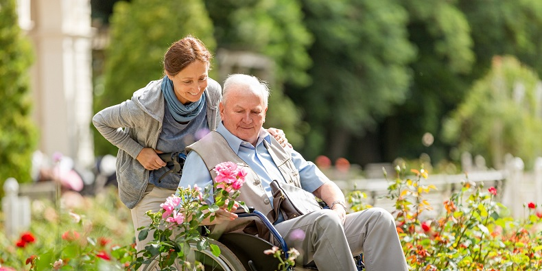 Moving into a care home