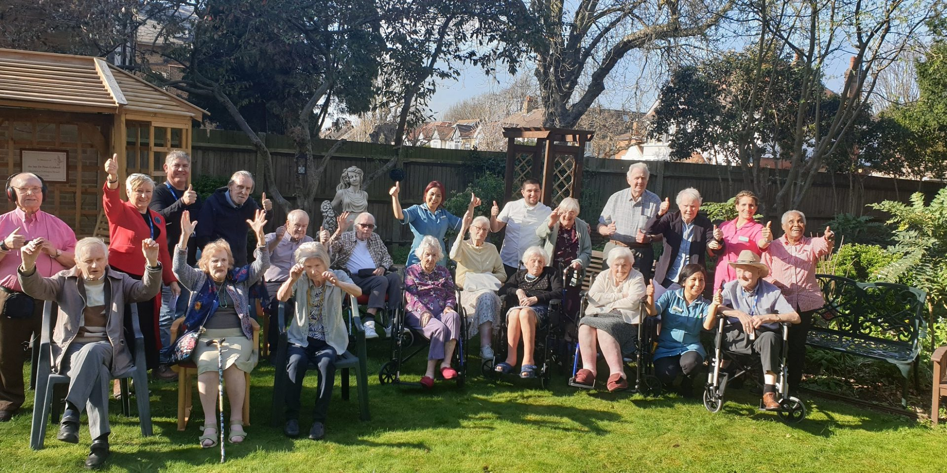 Torkington House named third best care home in UK