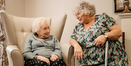 BAFTA award-winning actors Virginia McKenna and Miriam Margolyes