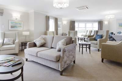 The Orchards care home in Ely