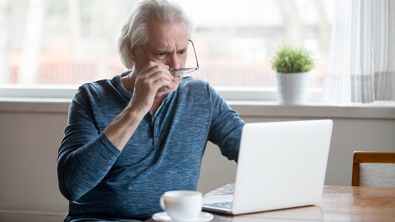 how can older people stay safe online