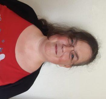 Lyn Andrews, Activity Coordinator at Thornbank