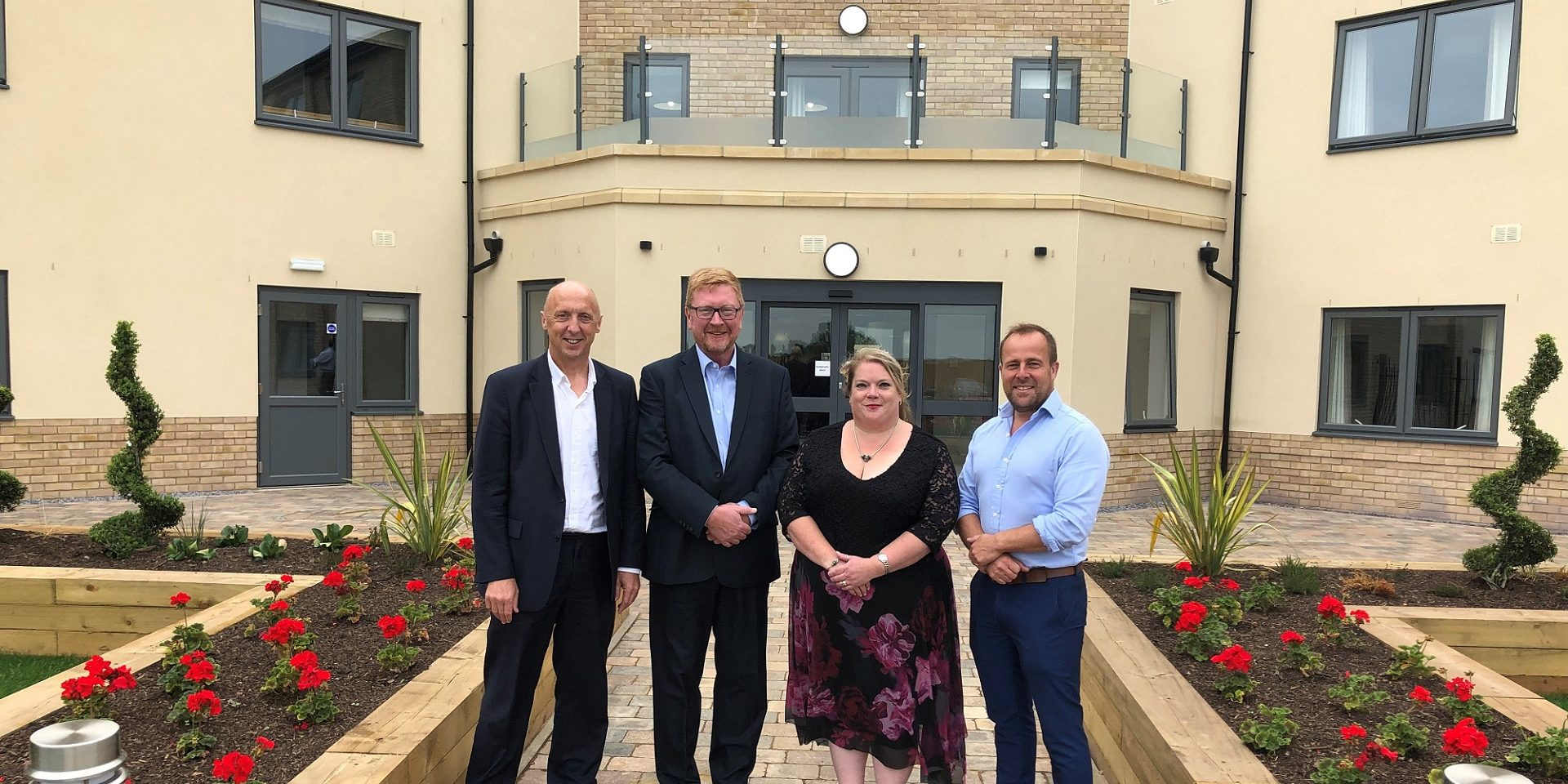 Greensleeves Care Opens New Care Home in Ely