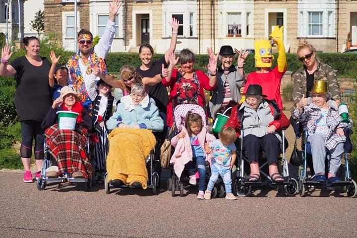 Harleston House organises a Park Run