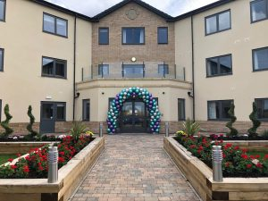 The Orchards care home welcomes its first resident