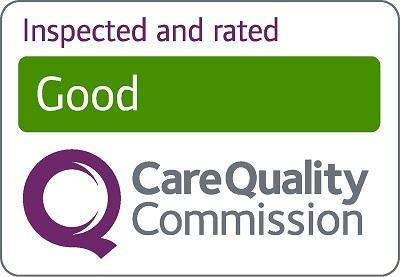 St Cross Grange rated Good