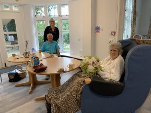 Gloucester House visits