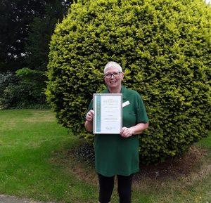 Gardens and Grounds Award