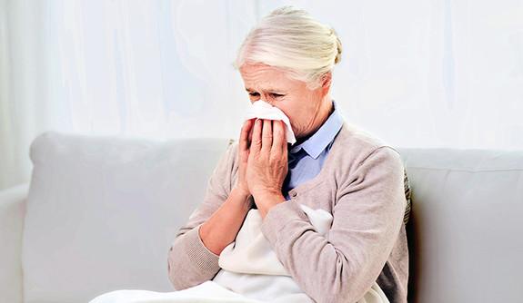 flu in older people